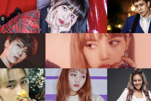 7 Thai idols from K-POP